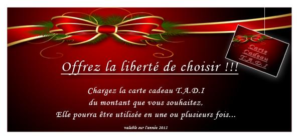 Carte Cadeau BD